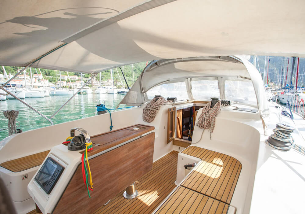 Bavaria 46 (2015) - Yacht Charter Croatia