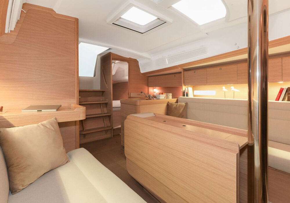 Dufour 350 Grand Large (2017) - Yacht Charter Croatia