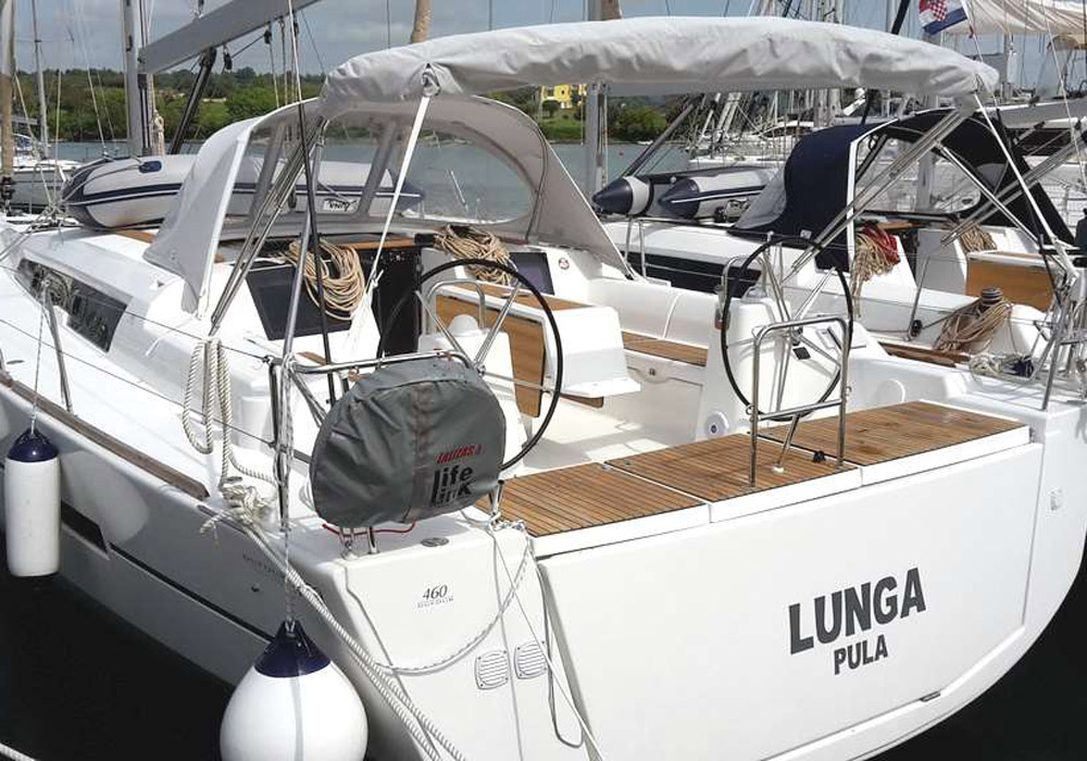 Dufour 460 Grand Large (2016) - Yacht Charter Croatia