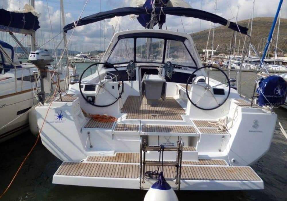 Beneteau Oceanis 48 (2014) - Yacht Charter Croatia