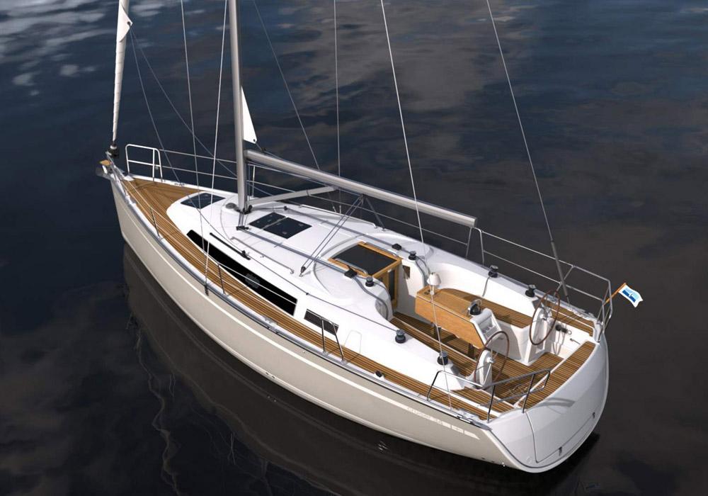 Bavaria Cruiser 34 (2018) - Yacht Charter Croatia