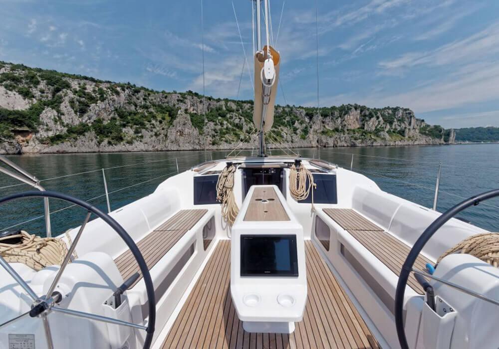 Dufour 412 Grand Large (2019) - Yacht Charter Croatia