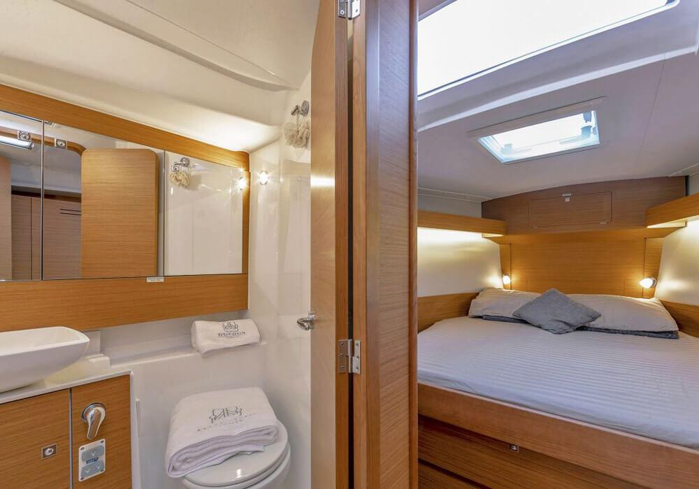 Dufour 430 Grand Large (2019) - Yacht Charter Croatia