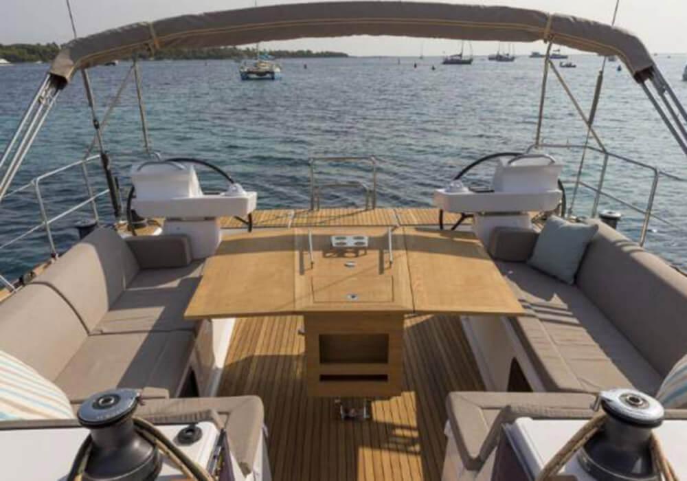 Dufour 520 GL (2019) - Yacht Charter Croatia