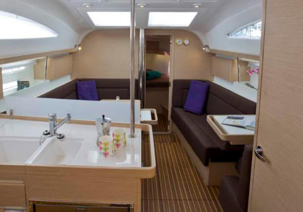 Elan 40 Impression (2018) - Yacht Charter Croatia