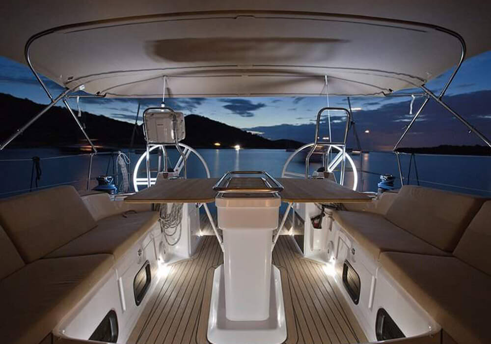 Elan 50 Impression (2017) - Yacht Charter Croatia