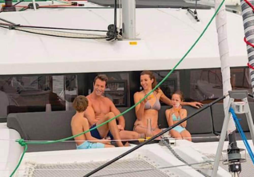 Lagoon 450 S (2018) - Catamaran Charter Croatia