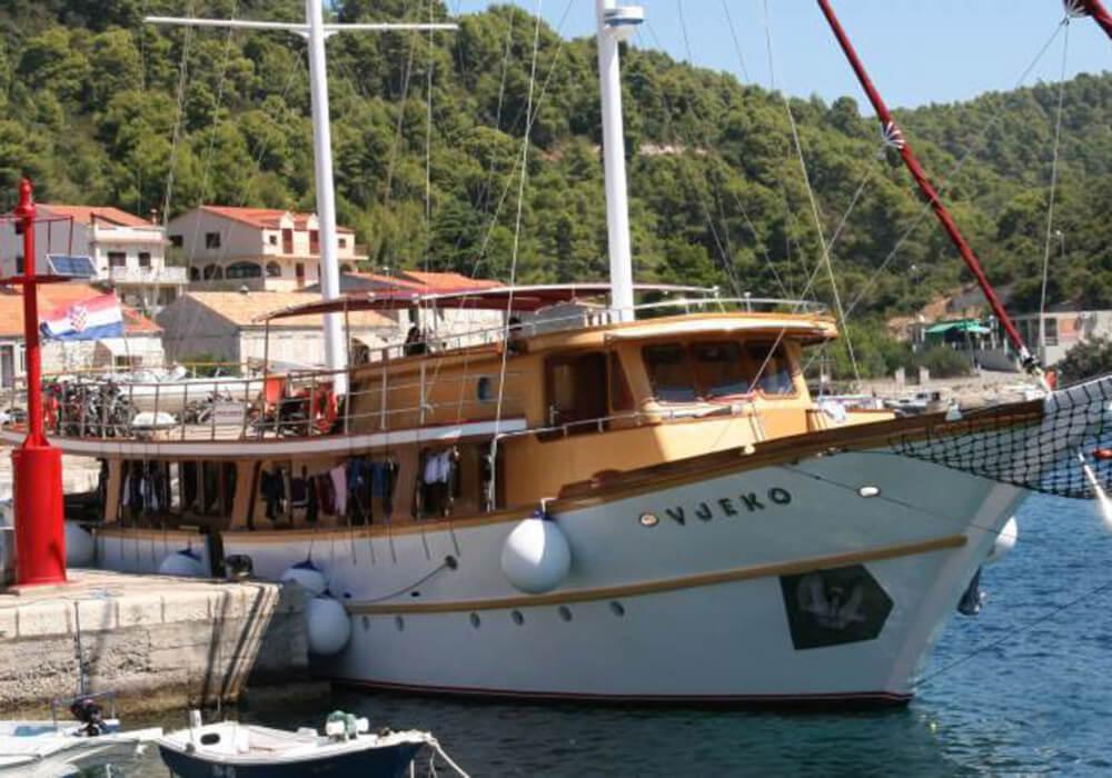 Gulet Charter Croatia - MY Vjeko