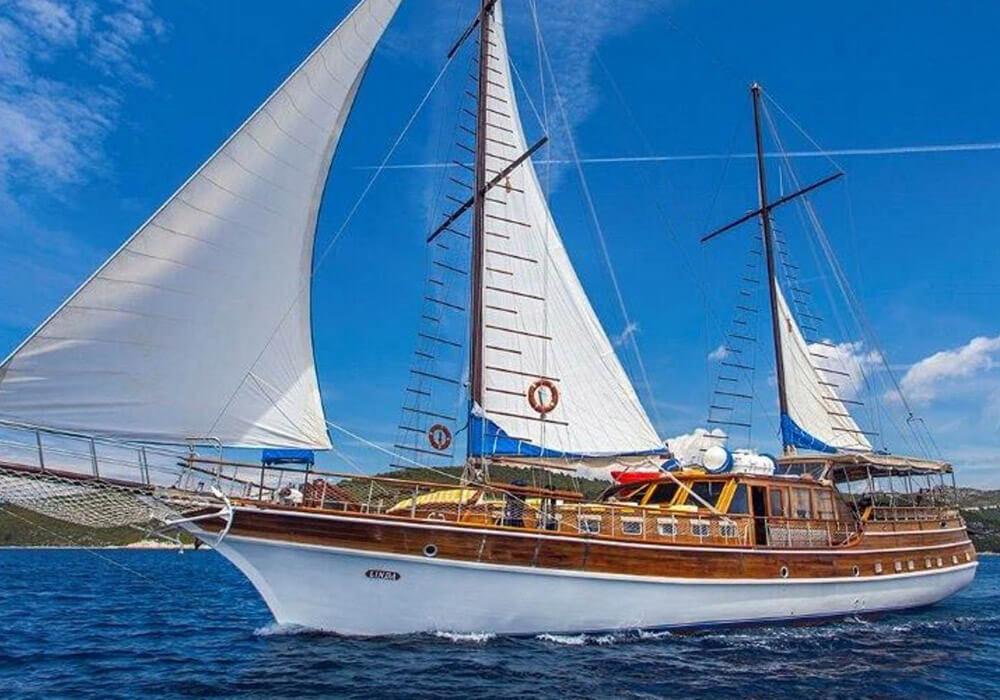Gulet Charter Croatia - MY Linda