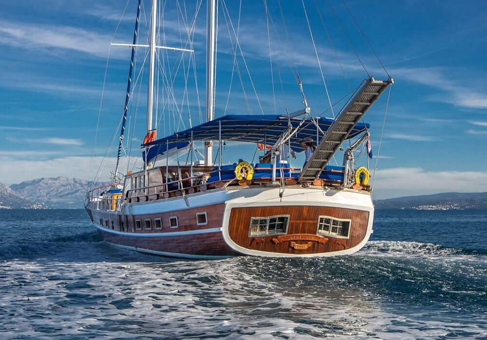Gulet Charter Croatia - MY Atlantia