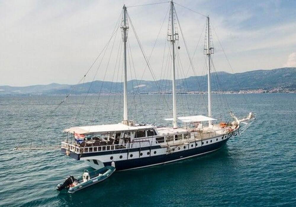 Gulet Charter Croatia - MY Gideon