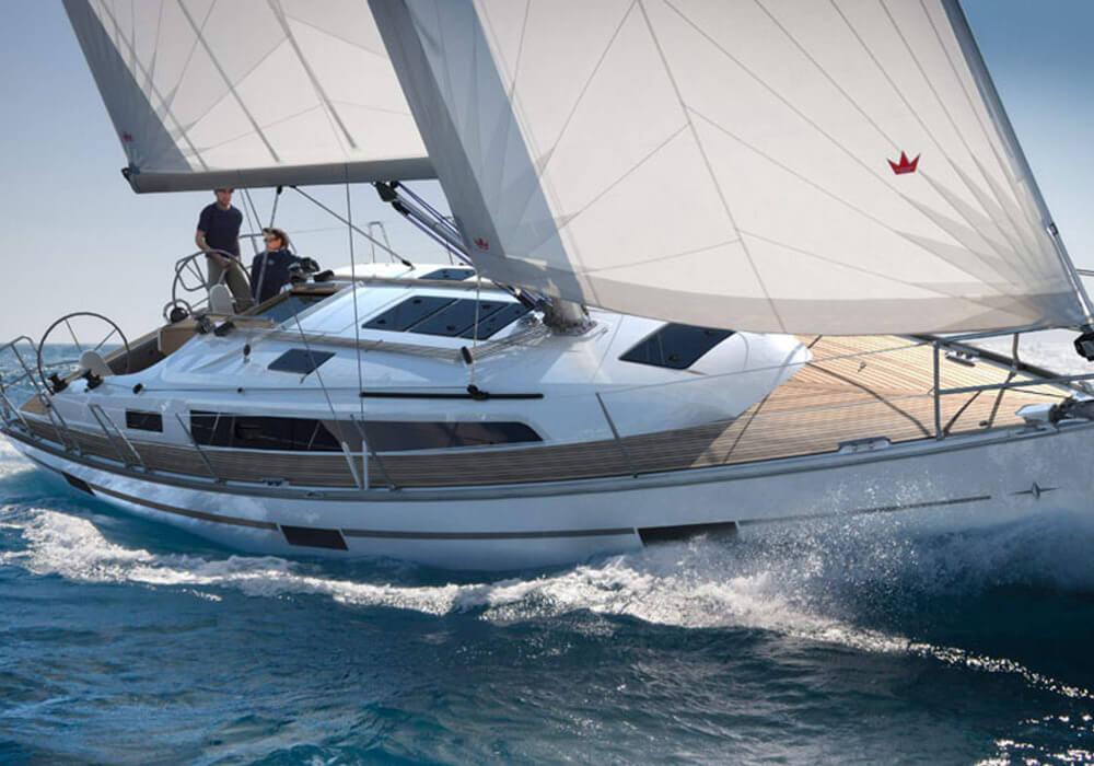 Bavaria Cruiser 37 (2018) - Yacht Charter Croatia