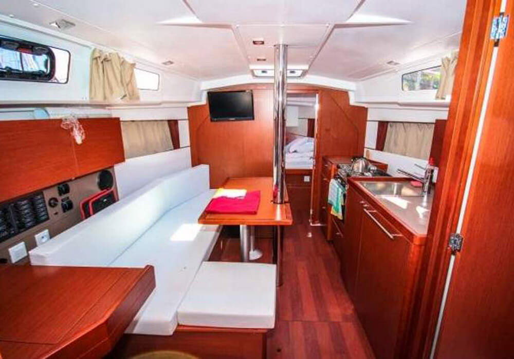 Beneteau Oceanis 35 (2018) - Yacht Charter Croatia