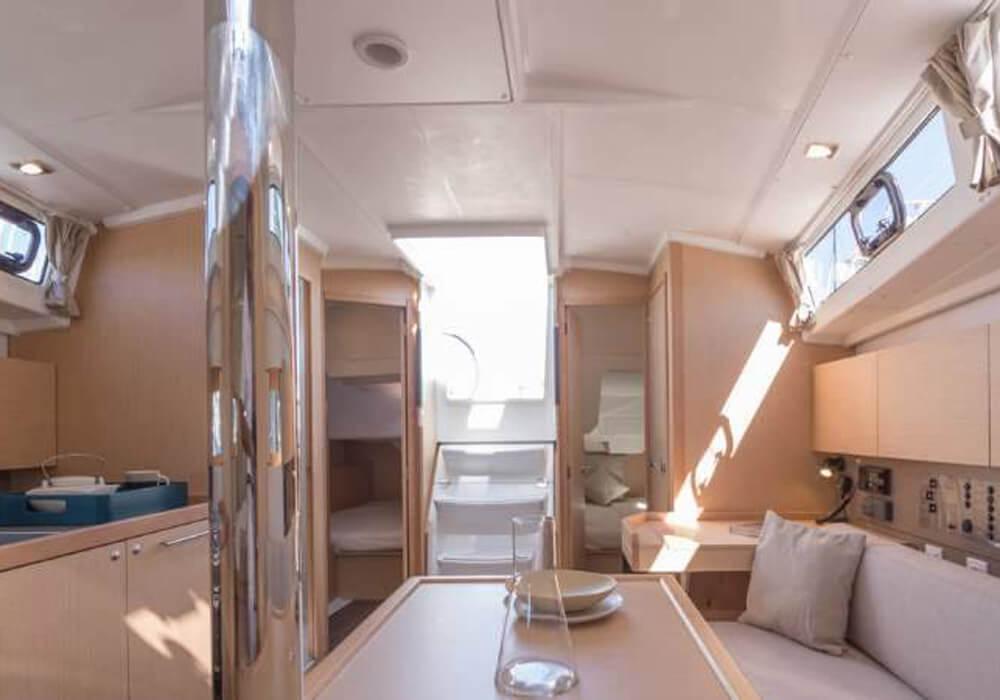 Beneteau Oceanis 38.1 (2018) - Yacht Charter Croatia