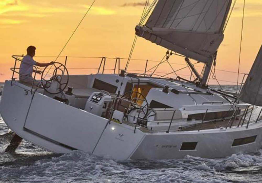 Jeanneau Sun Odyssey 440 (2019) - Yacht Charter Croatia