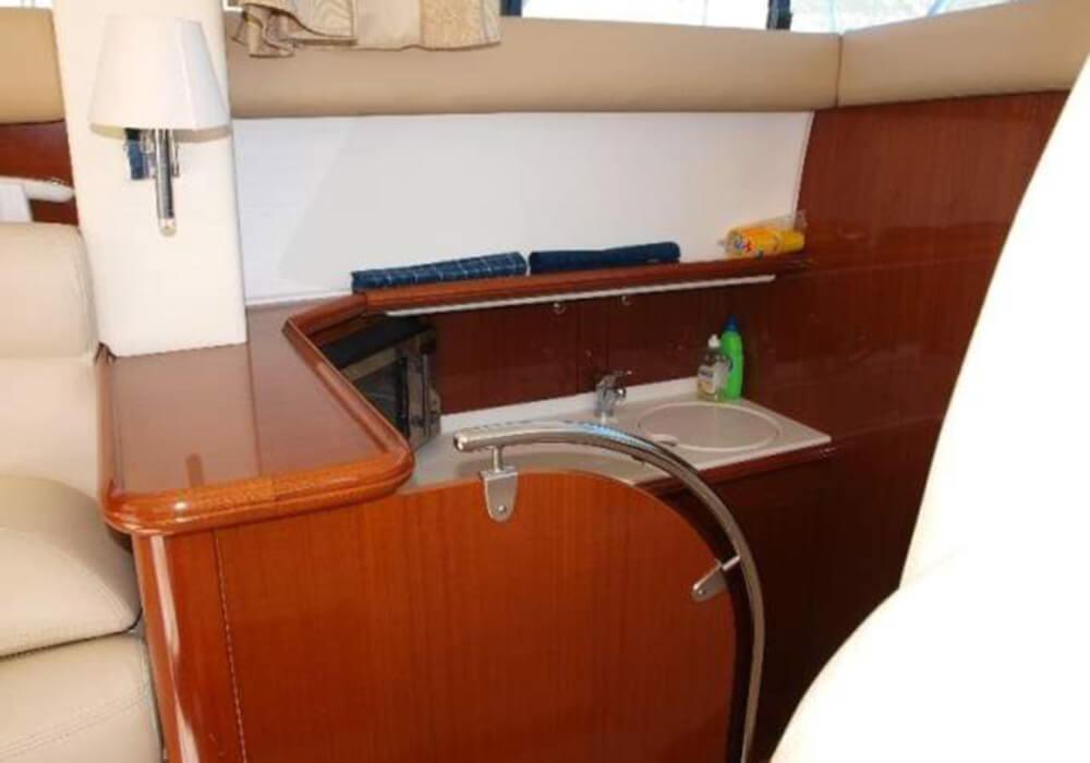 Jeanneau Prestige 36 (2007) - Motor Yacht Charter Croatia