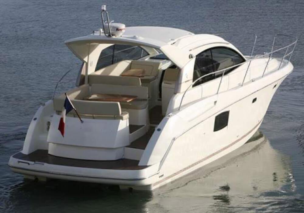 Jeanneau Prestige 38 S HT (2008) - Motor Yacht Charter Croatia