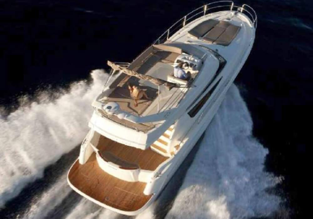 Jeanneau Prestige 440 (2011) - Motor Yacht Charter Croatia