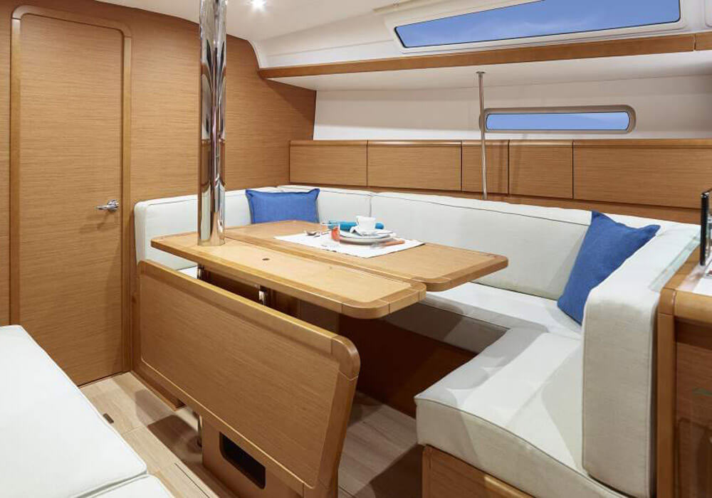 Jeanneau Sun Odyssey 389 (2019) - Yacht Charter Croatia