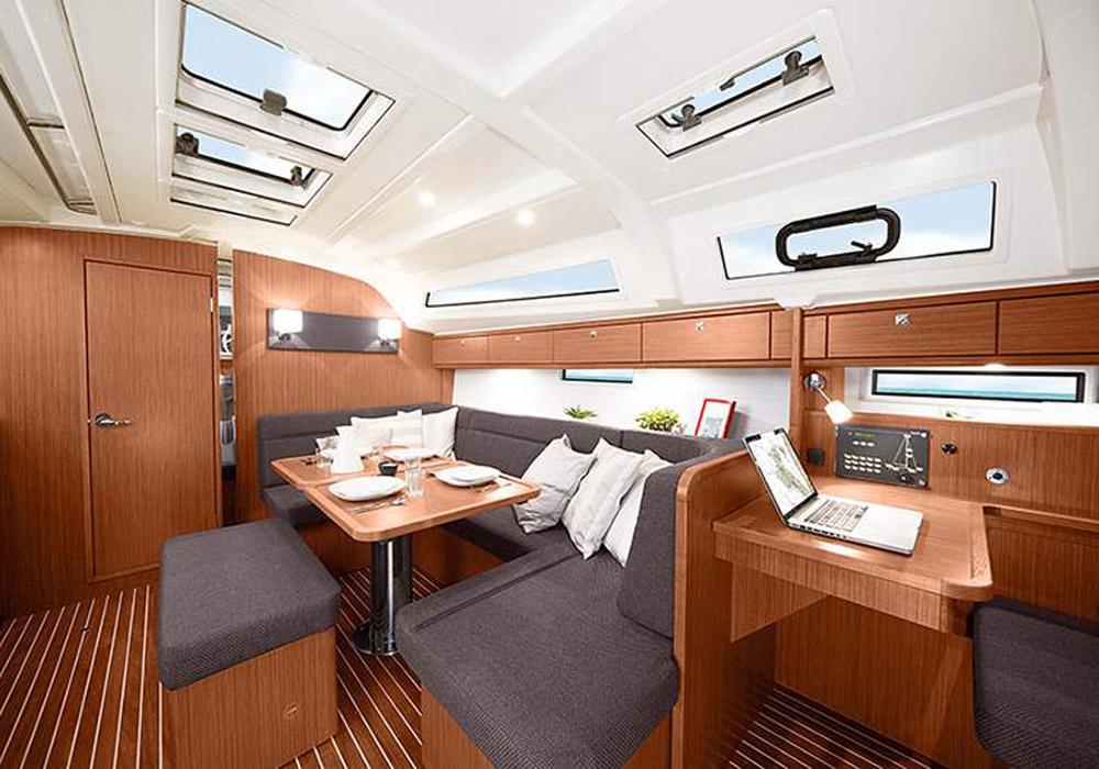 Bavaria Cruiser 37 (2017) - Yacht Charter Croatia