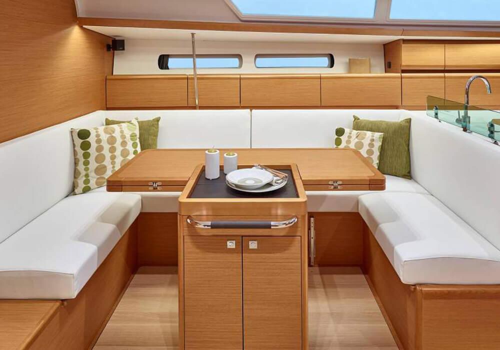 Jeanneau Sun Odyssey 449 (2019) - Yacht Charter Croatia