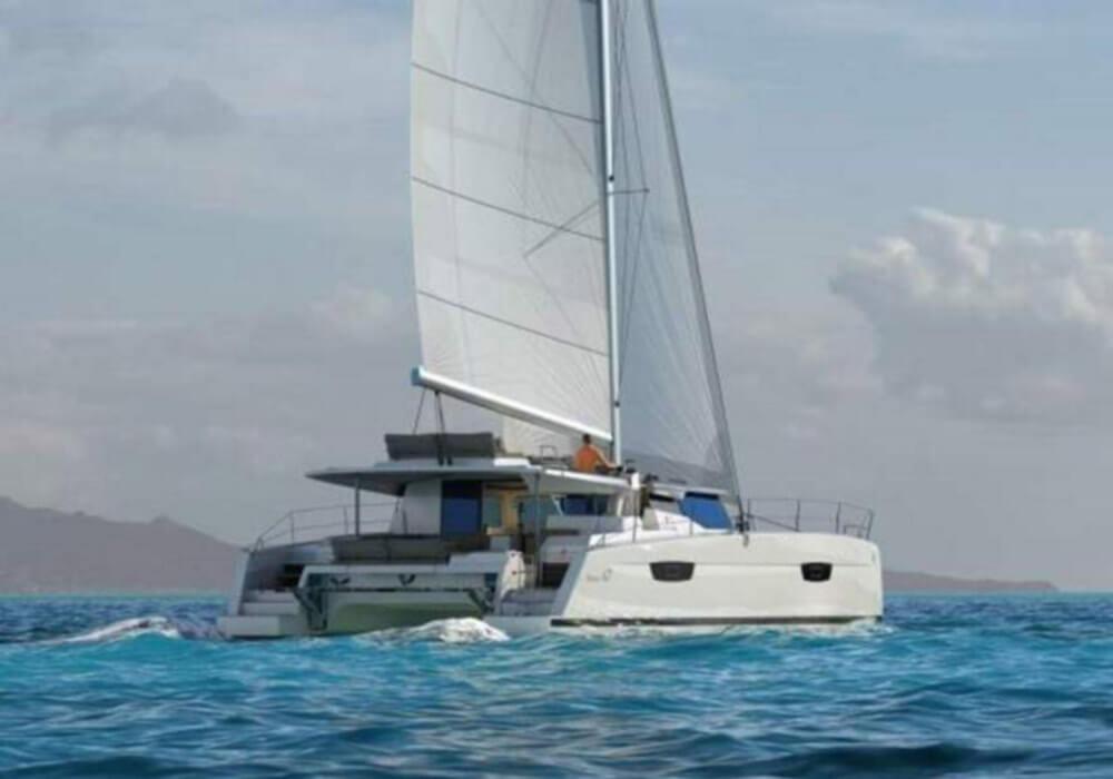 Saona 47 (2018) - Catamaran Charter Croatia