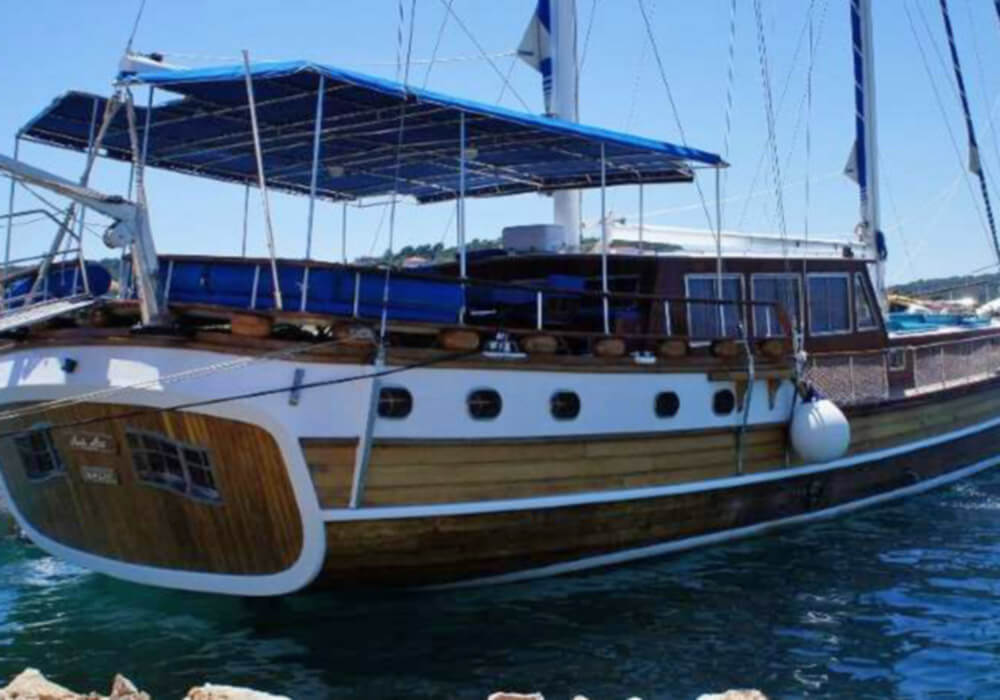 Gulet Charter Croatia - MY Andy Star