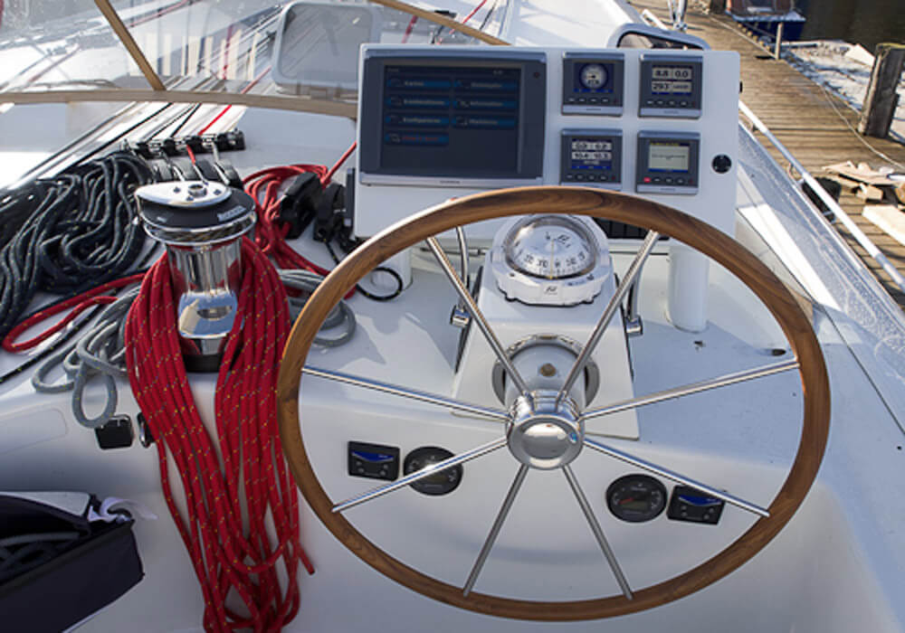 Futura 49 (2017) - Catamaran Charter Croatia