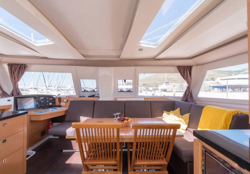 Helia 44 (2014) - Catamaran Charter Croatia
