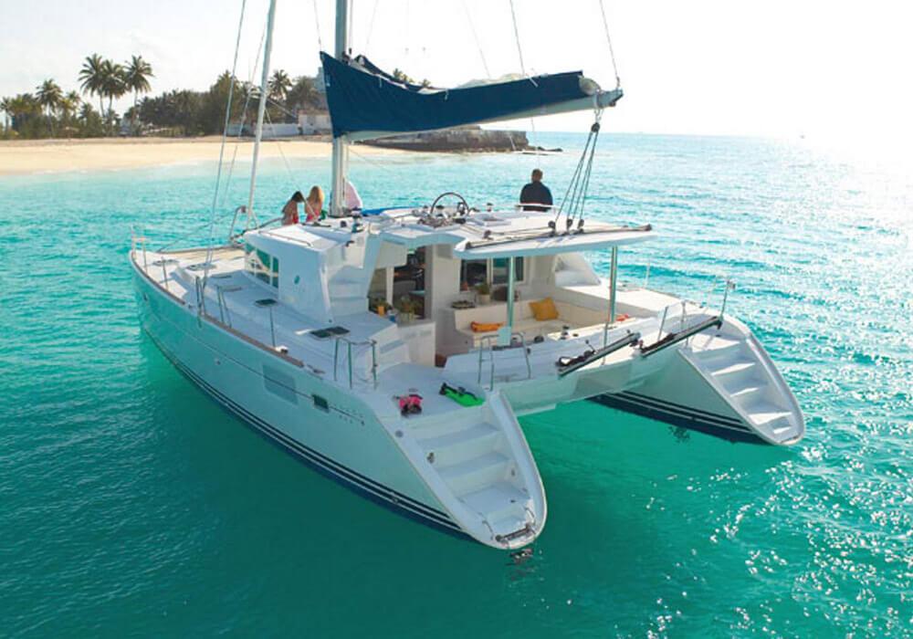 Lagoon 400 S2 (2017) - Catamaran Charter Croatia