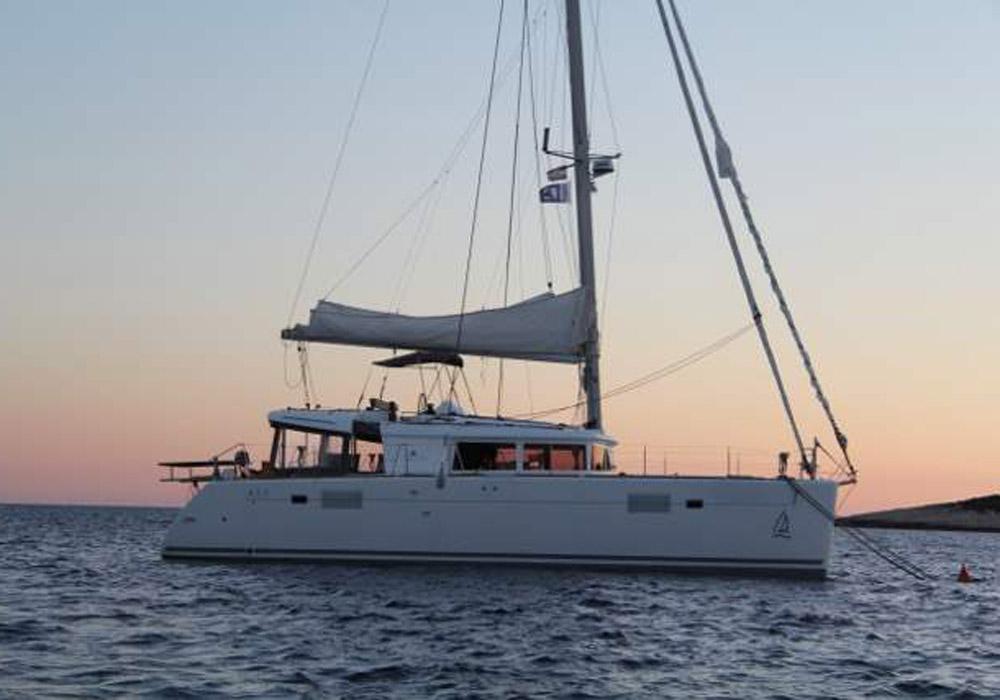 Lagoon 450 (2013) - Catamaran Charter Croatia