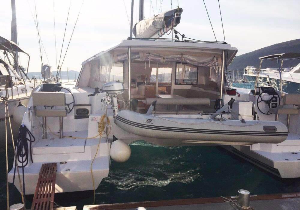 Nautitech Open 40 (2015) - Catamaran Charter Croatia