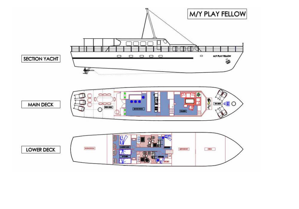 Luxury Charter Croatia - MY Play Fellow