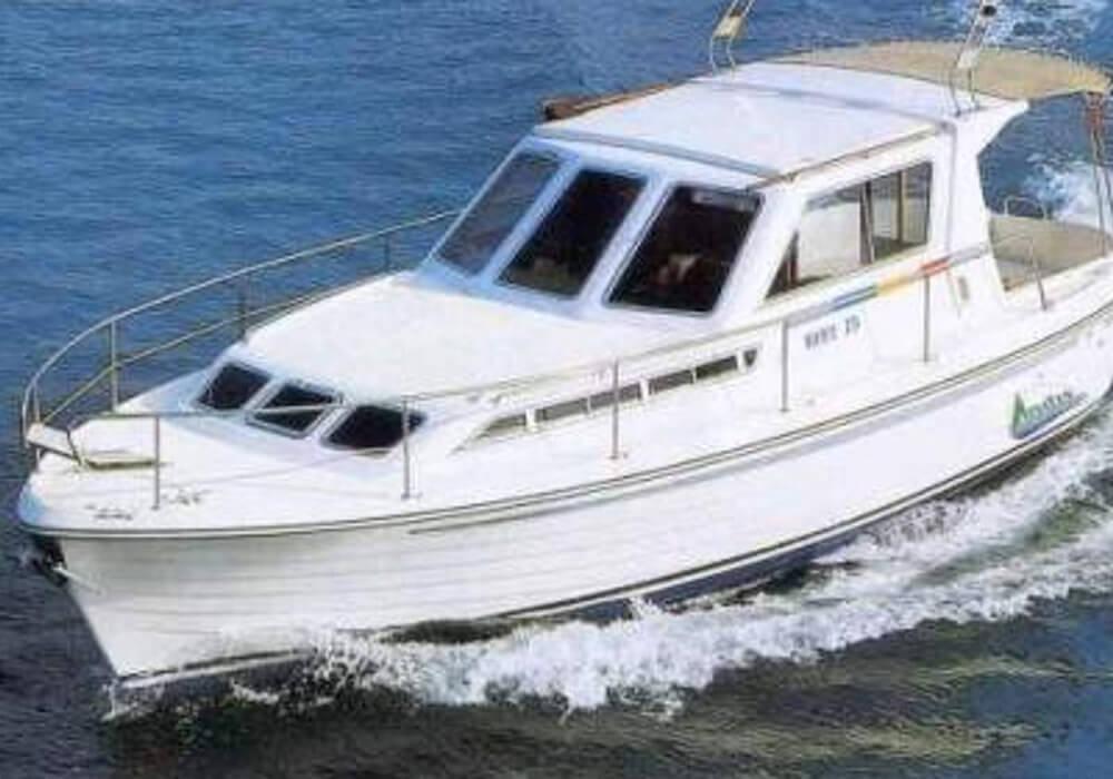 Adria 1002V (2006) - Motor Yacht Charter Croatia