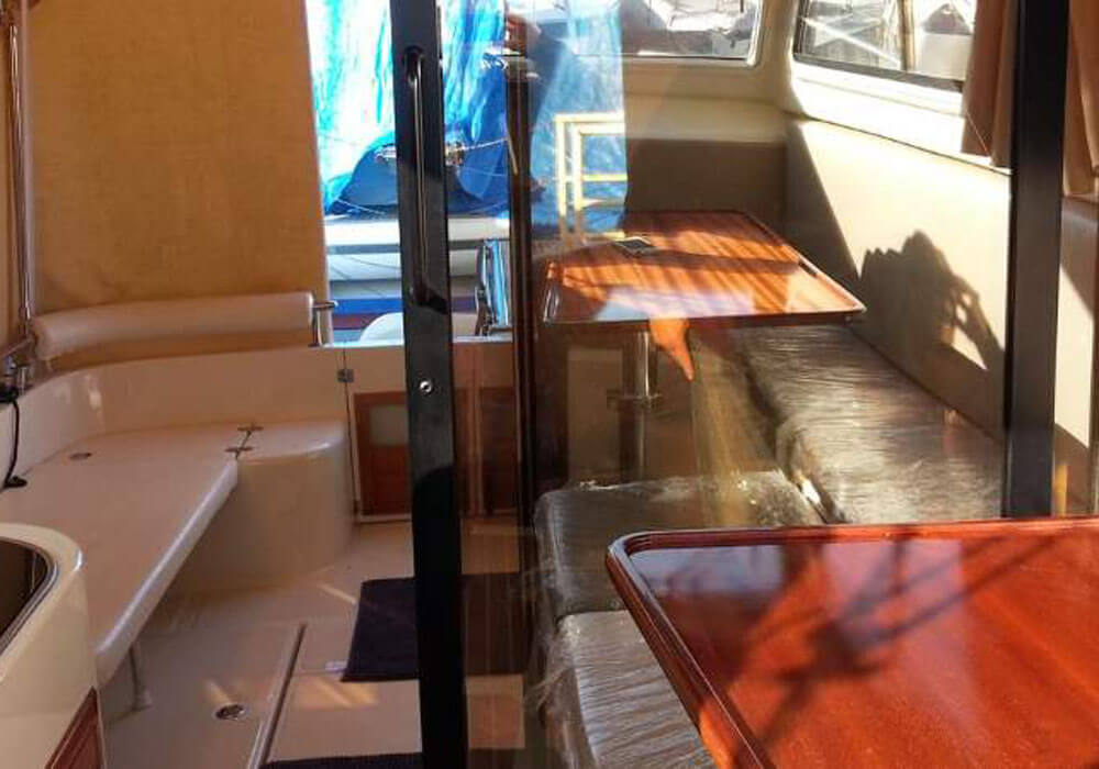 Leidi 800 (2014) - Motor Yacht Charter Croatia
