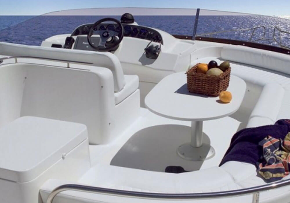 Rodman 41 Fly (2003) - Motor Yacht Charter Croatia