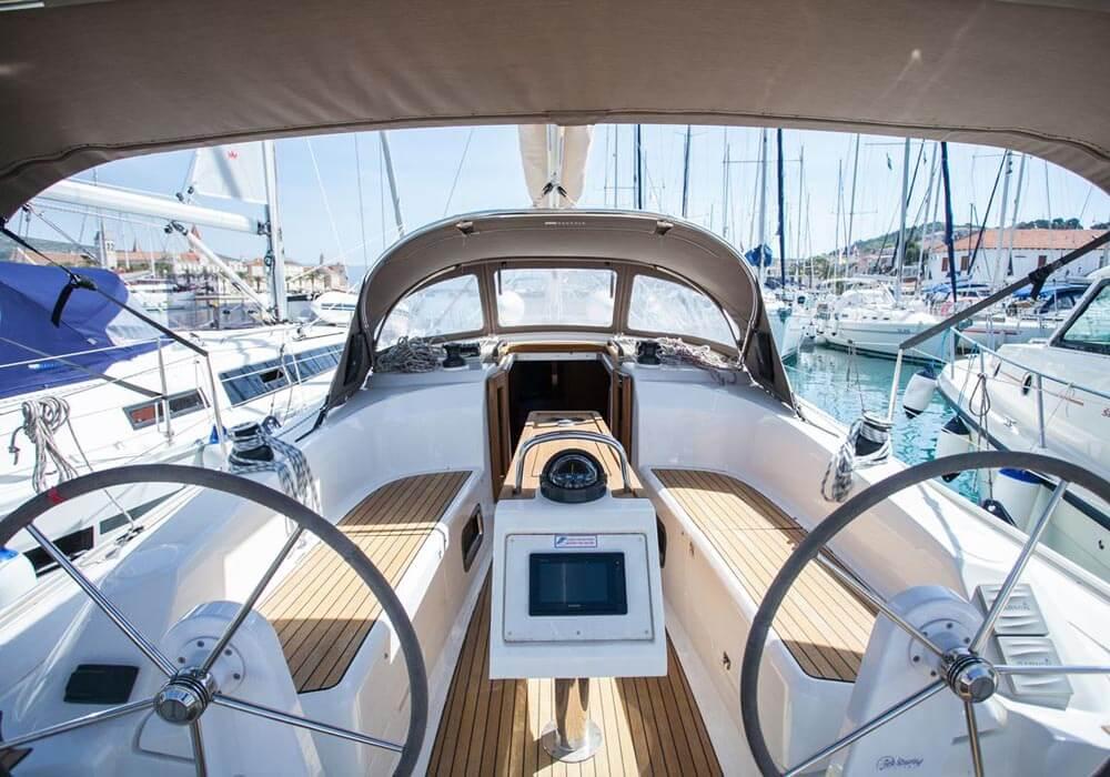Bavaria Cruiser 34 (2017) - Yacht Charter Croatia
