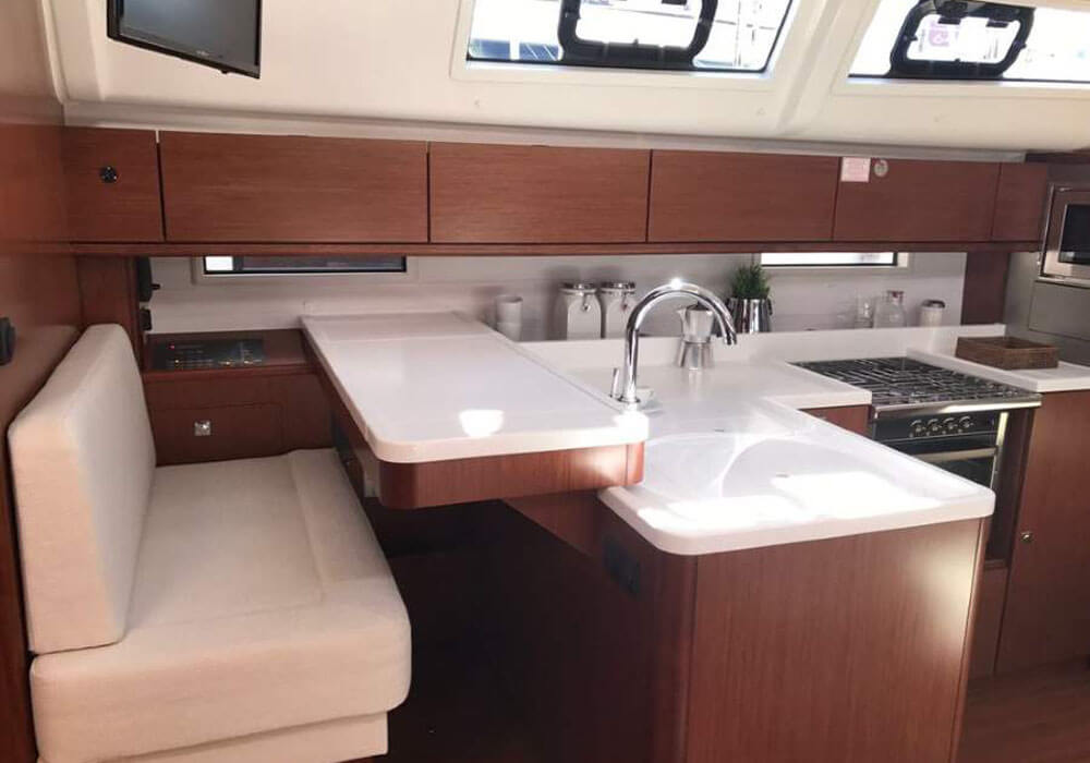 Bavaria Cruiser 51 Style (2018) - Yacht Charter Croatia