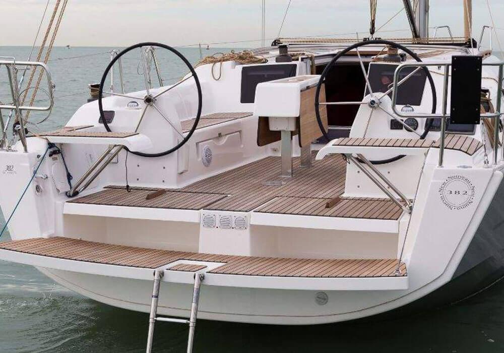 Dufour 382 Grand Large (2017) - Yacht Charter Croatia