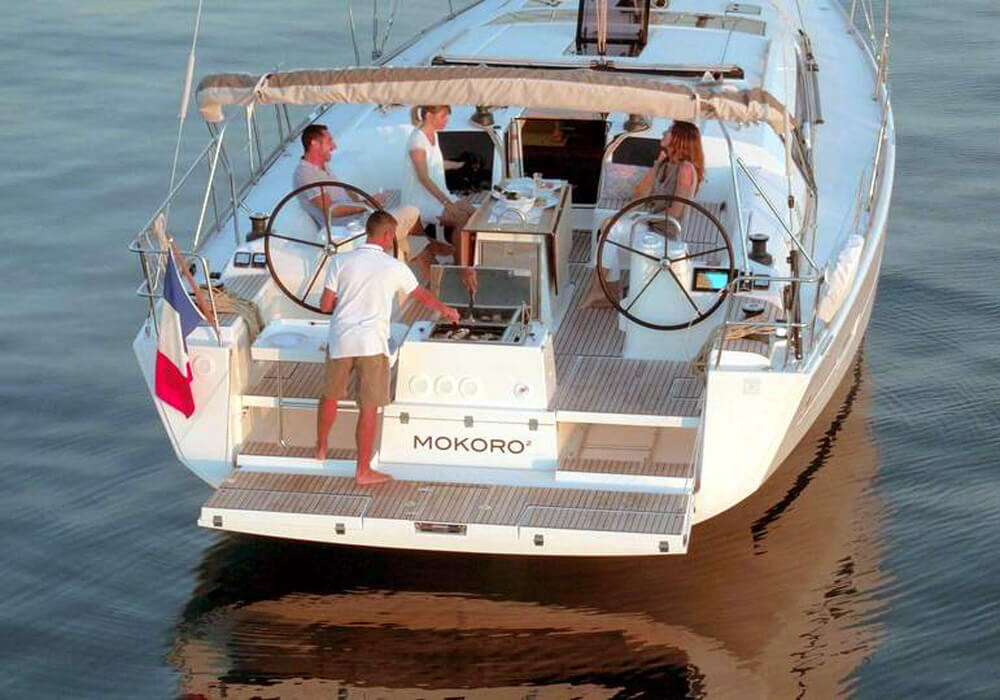 Dufour 512 Grand Large (2017) - Yacht Charter Croatia