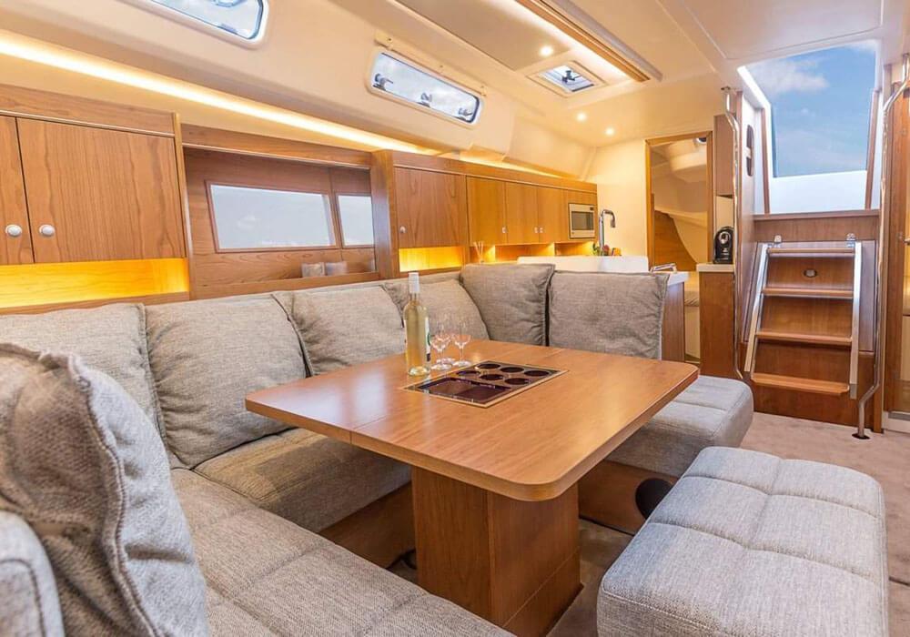 Hanse 455 (2018) - Yacht Charter Croatia