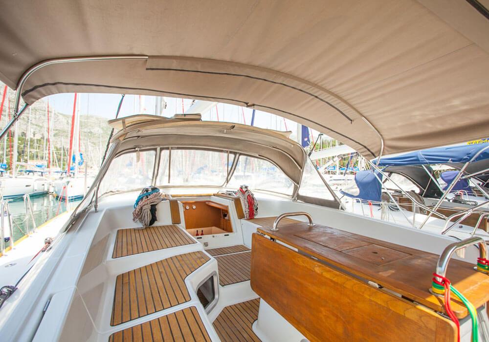 Jeanneau 53 (2010) - Yacht Charter Croatia