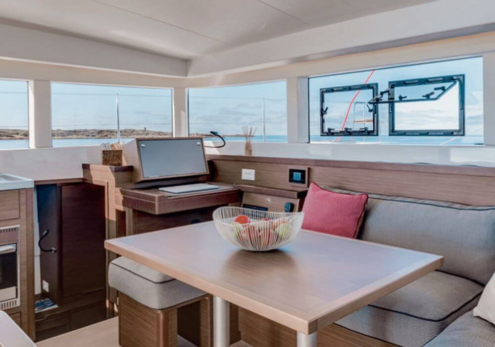 Lagoon 40 (2018) - catamaran Charter Croatia