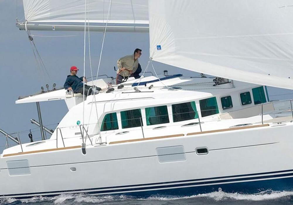 Lagoon 440 (2009) - Catamaran Charter Croatia