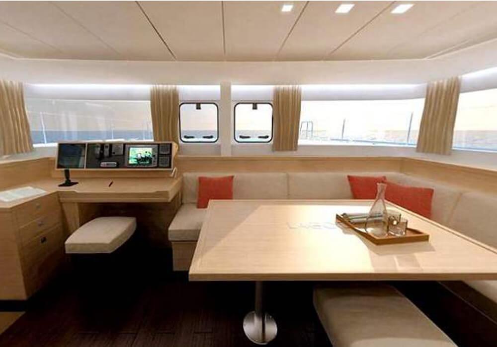 Lagoon 450 (2019) - Catamaran Charter Croatia