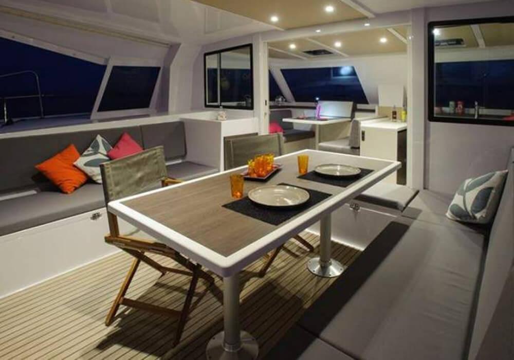 Nautitech Open 40 (2016) - Catamaran Charter Croatia