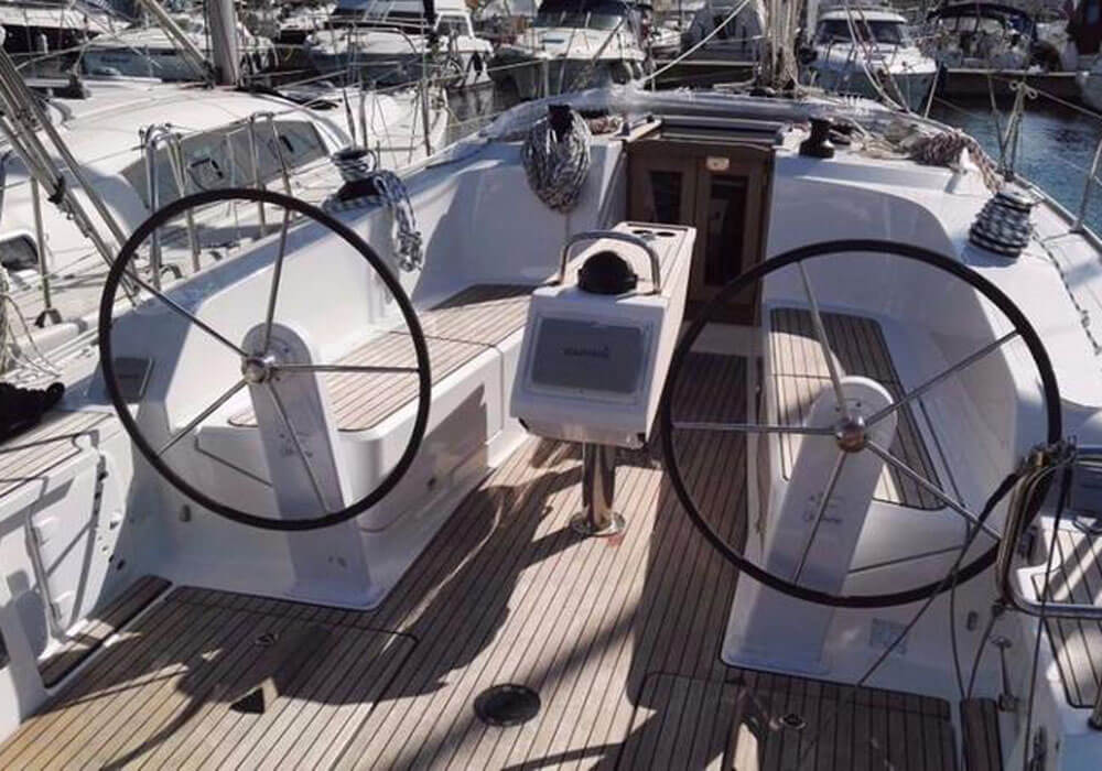 Bavaria Cruiser 41 (2016) - Yacht Charter Croatia