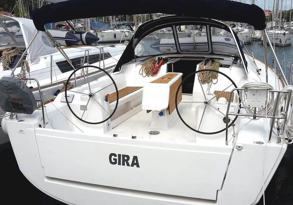 Dufour 410 Grand Large (2016) - Yacht Charter Croatia