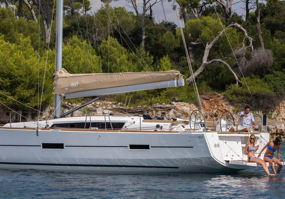 Dufour 460 Grand Large (2017) - Yacht Charter Croatia