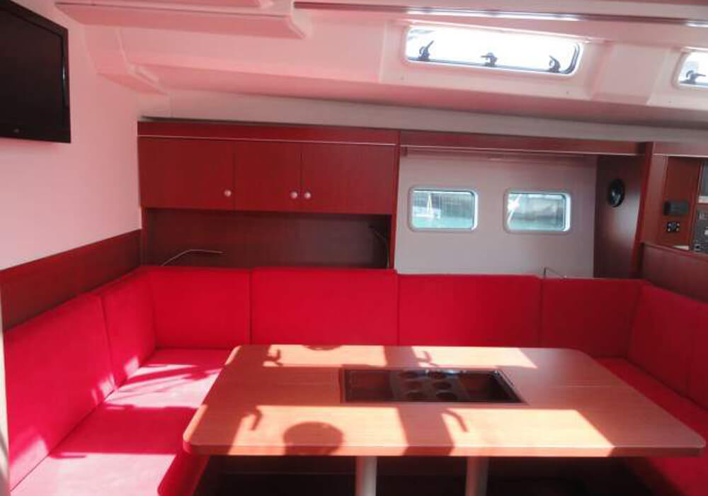 Hanse 575 (2016) - Yacht Charter Croatia